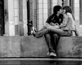 Как заставить его меня поцеловать фото