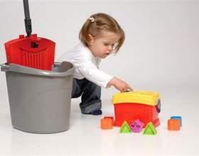 Как заставить ребенка убираться фото