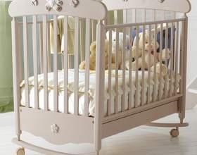 Как застелить детскую кроватку фото