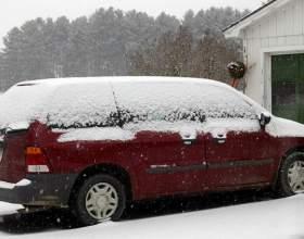 Как завести машину в мороз, если залиты свечи фото