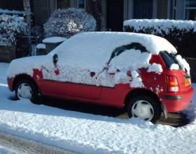Как завести машину в морозы фото