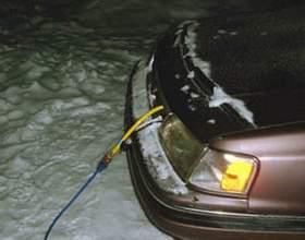 Как завести в мороз инжектор ваз фото