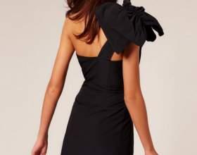 Как завязать бант на платье фото