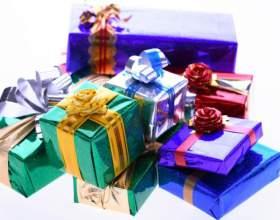 Как завязать бант на подарке фото