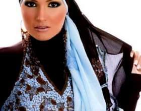 Как завязать правильно платок для мусульманки фото