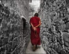 Как живут тибетские монахи фото