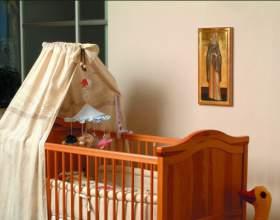 Какая кроватка лучше для новорожденного фото