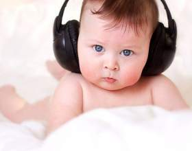Какая музыка полезна малышам фото