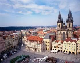 Какая нужна виза в чехию фото