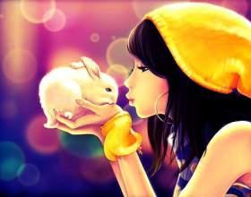 Какая по характеру дева, родившаяся в год кролика фото