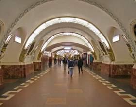 Какая станция метро в санкт-петербурге самая глубокая фото