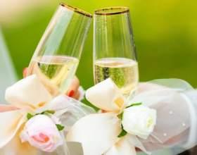 Какие алкогольные напитки выбрать для свадьбы? фото