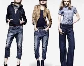 Какие бывают фасоны джинсов? фото