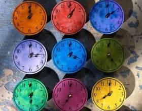 Какие часовые пояса есть в россии фото