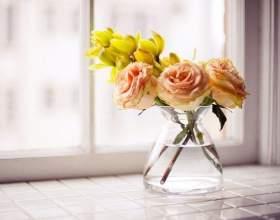 Какие цветы долго стоят в вазе в свежем виде фото