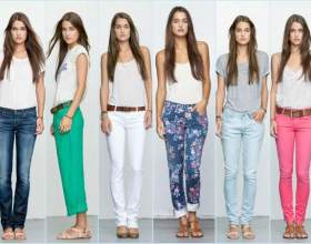 Какие джинсы стоит носить летом 2014 фото