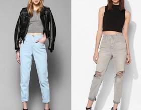 Какие джинсы выбрать девушке фото