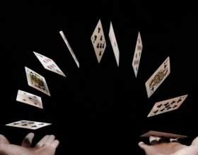 Какие есть карточные фокусы для начинающих фото