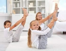 Какие физические упражнения подойдут для мальчика пяти лет фото