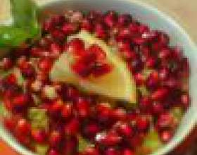 Какие фрукты сочетаются в салатах фото