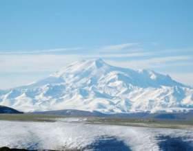 Какие горы в россии самые высокие фото