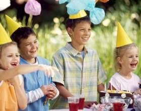 Какие конкурсы выбрать на день рождения для детей фото