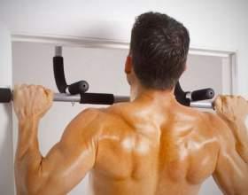 Какие мышцы разрабатывает турник фото
