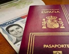 Какие нужны документы для получения визы в испанию фото