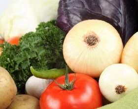 Какие овощи самые полезные фото