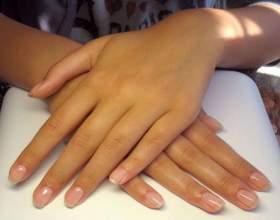 Какие преимущества укрепления натуральных ногтей гелем фото