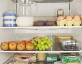 Какие продукты не стоит хранить в холодильнике фото