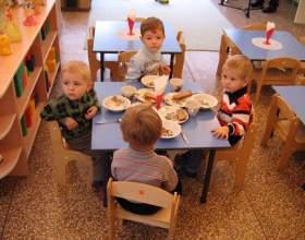 Какие требования предъявляют к ребенку в детском саду фото