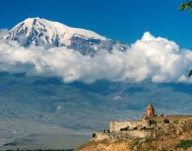 Какие в армении есть города фото