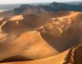 Несколько фактов о пустыне сахара фото
