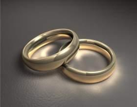 Какими должны быть обручальные кольца фото