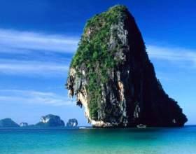 Какое море есть в тайланде фото
