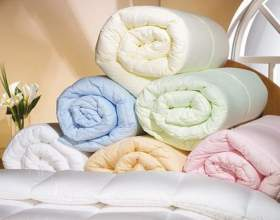 Какое одеяло лучше: шерстяное, синтепоновое или пуховое фото
