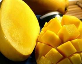 Какое по вкусу манго фото