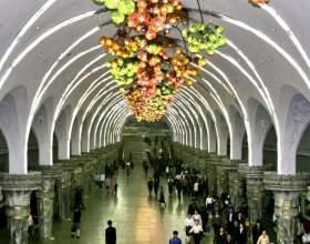 Какое самое глубокое метро в мире фото