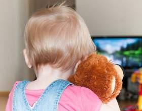 Какого возраста ребенку можно смотреть телевизор фото