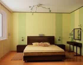 Какой цвет обоев выбрать для спальни? фото