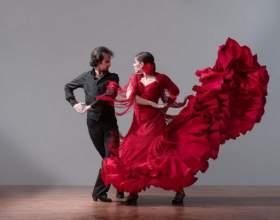 Какой должна быть юбка для фламенко фото