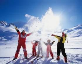 Какой горнолыжный курорт выбрать для зимнего отдыха фото