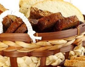 Какой хлеб полезнее - белый или черный фото