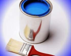 Какой краской что красить фото