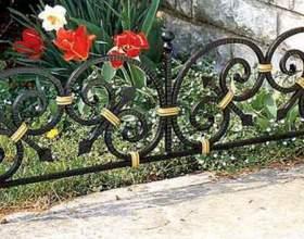 Какой краской покрасить ограду на могиле фото