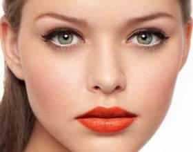 Какой макияж подойдет для больших зеленых глаз фото