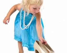 Какой размер каблука можно носить детям фото