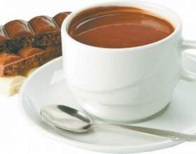 Какой шоколад лучше выбирать для изготовления горячего шоколада фото