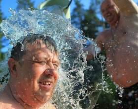 Какой вред может принести обливание холодной водой фото